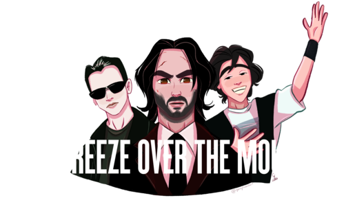 Cool Breeze Over the Mountains: The Keanu Reeves Podcast
