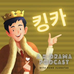 Kingka Podcast - K-Drama and Language Learning