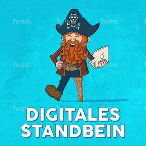 Digitales Standbein