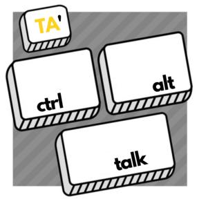 CTRL-ALT-TALK