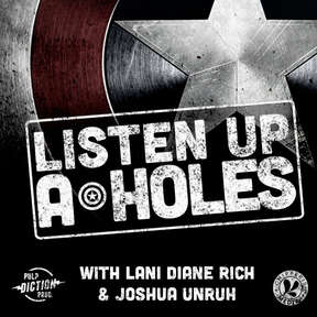 Listen Up A-Holes, A Marvel Cinematic Universe Podcast