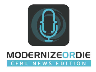 Modernize or Die ® Podcast - CFML News Edition