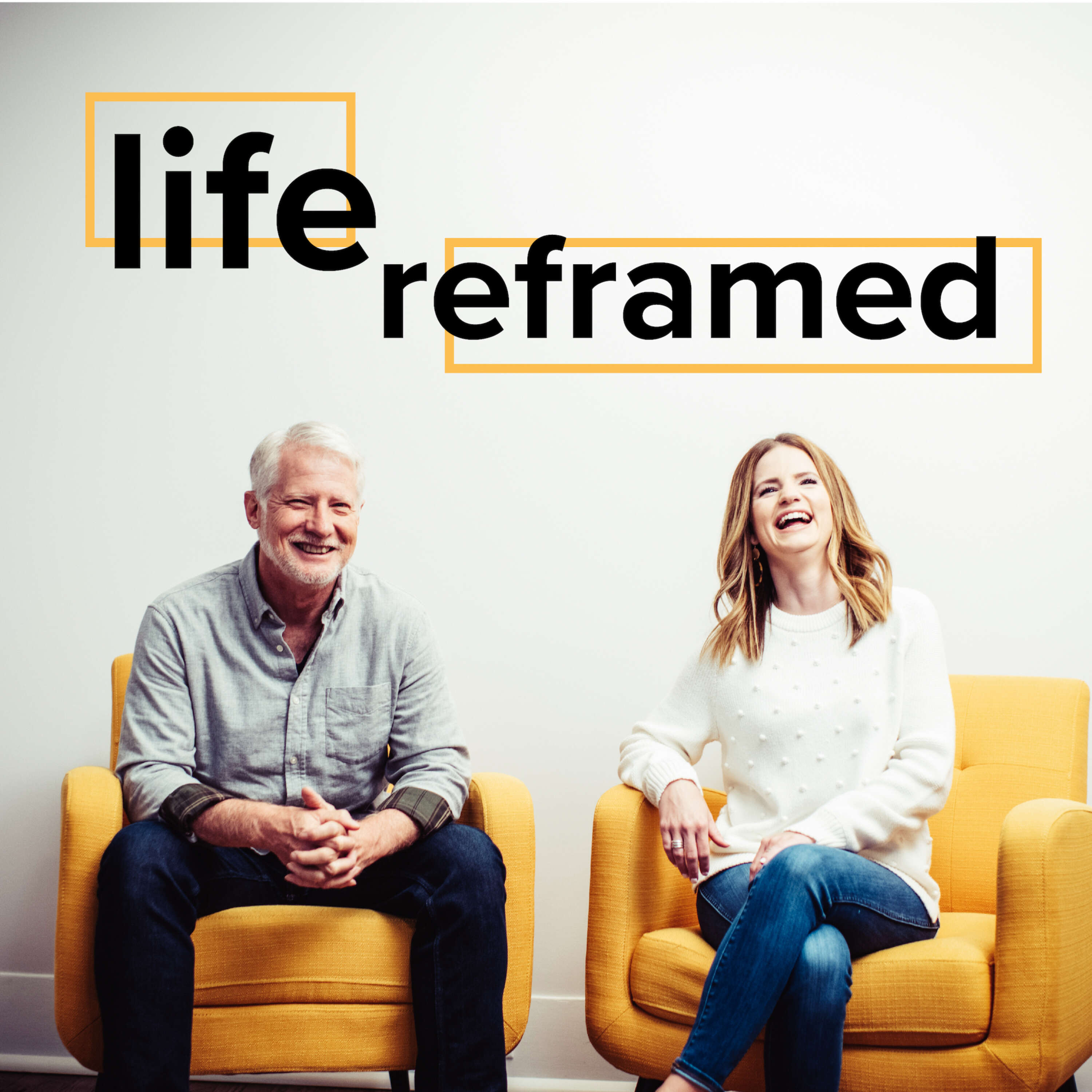 Life Reframed podcast show image