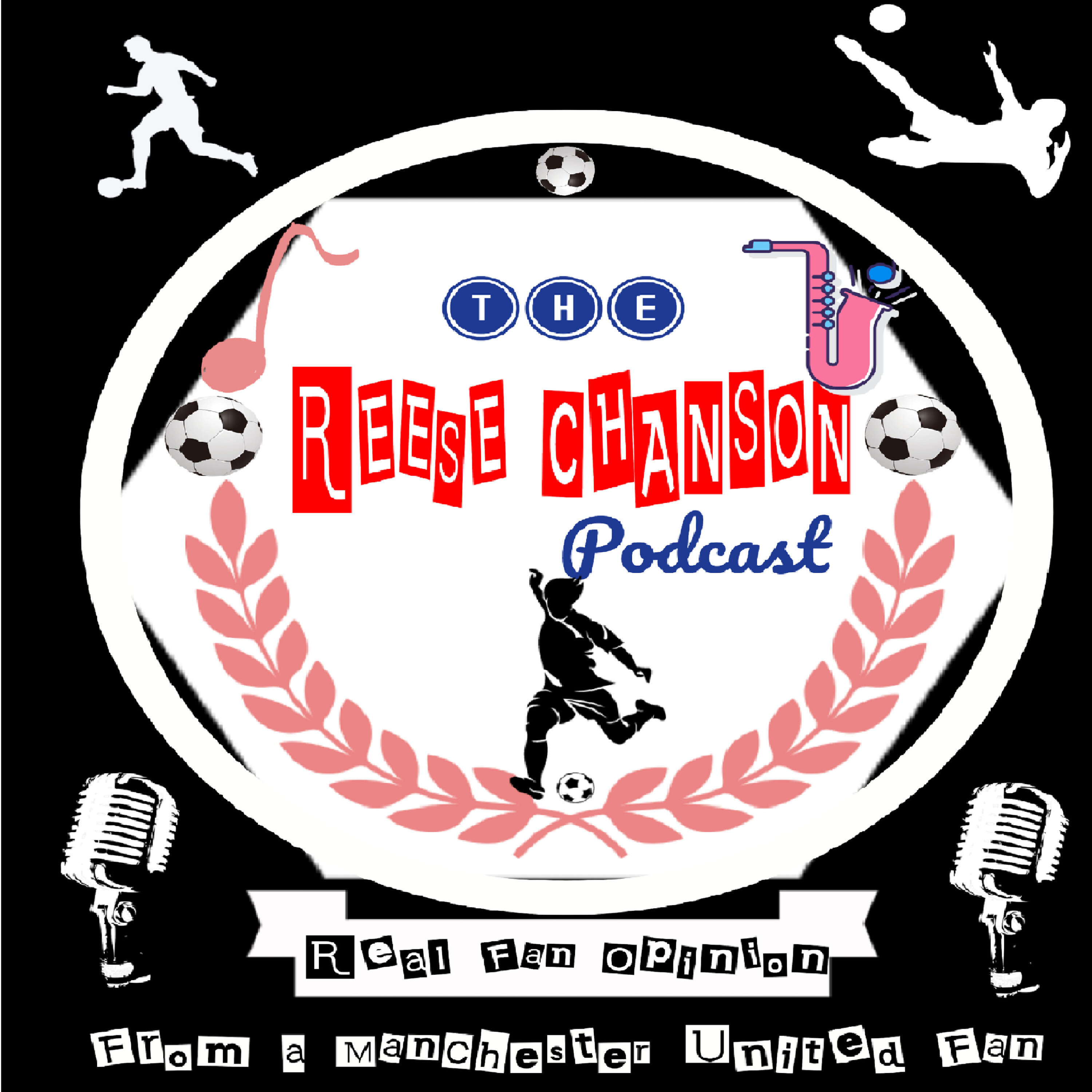 THE REESE CHANSON PODCAST podcast