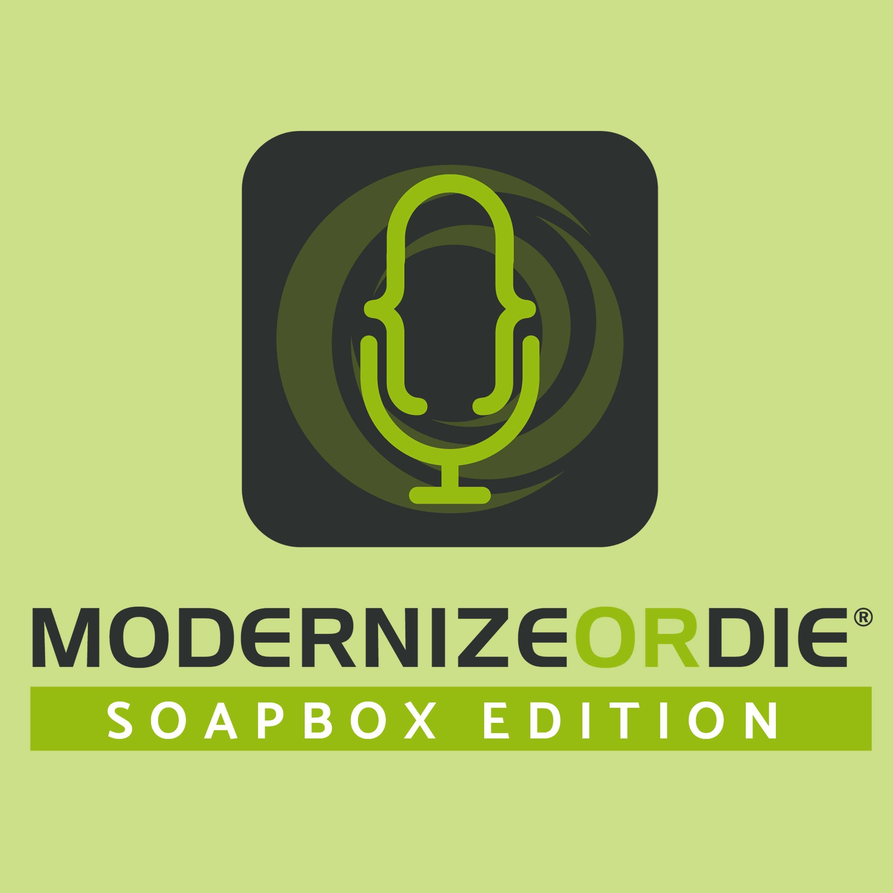 MoD® - SoapBox Ep 6 - Sam Knowlton - Betting the business on Modern CFML
