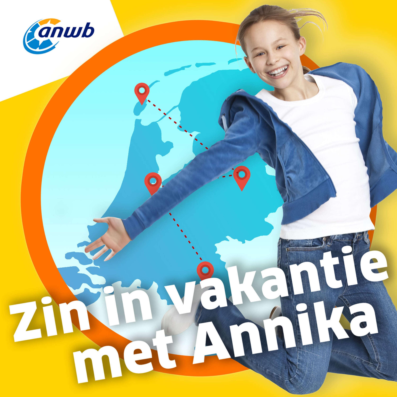 Zin in vakantie met Annika logo
