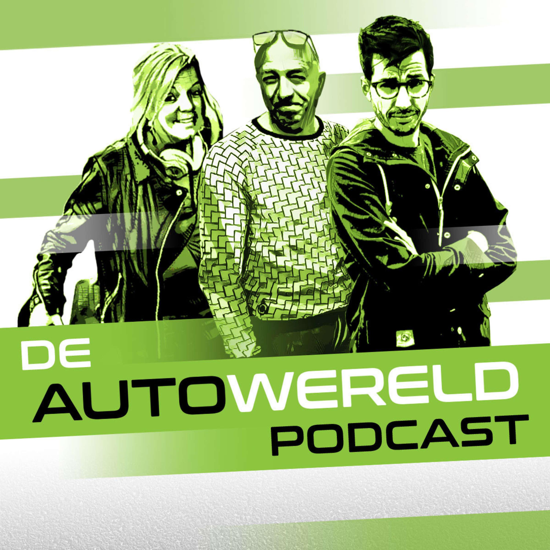 De Autowereld Podcast logo