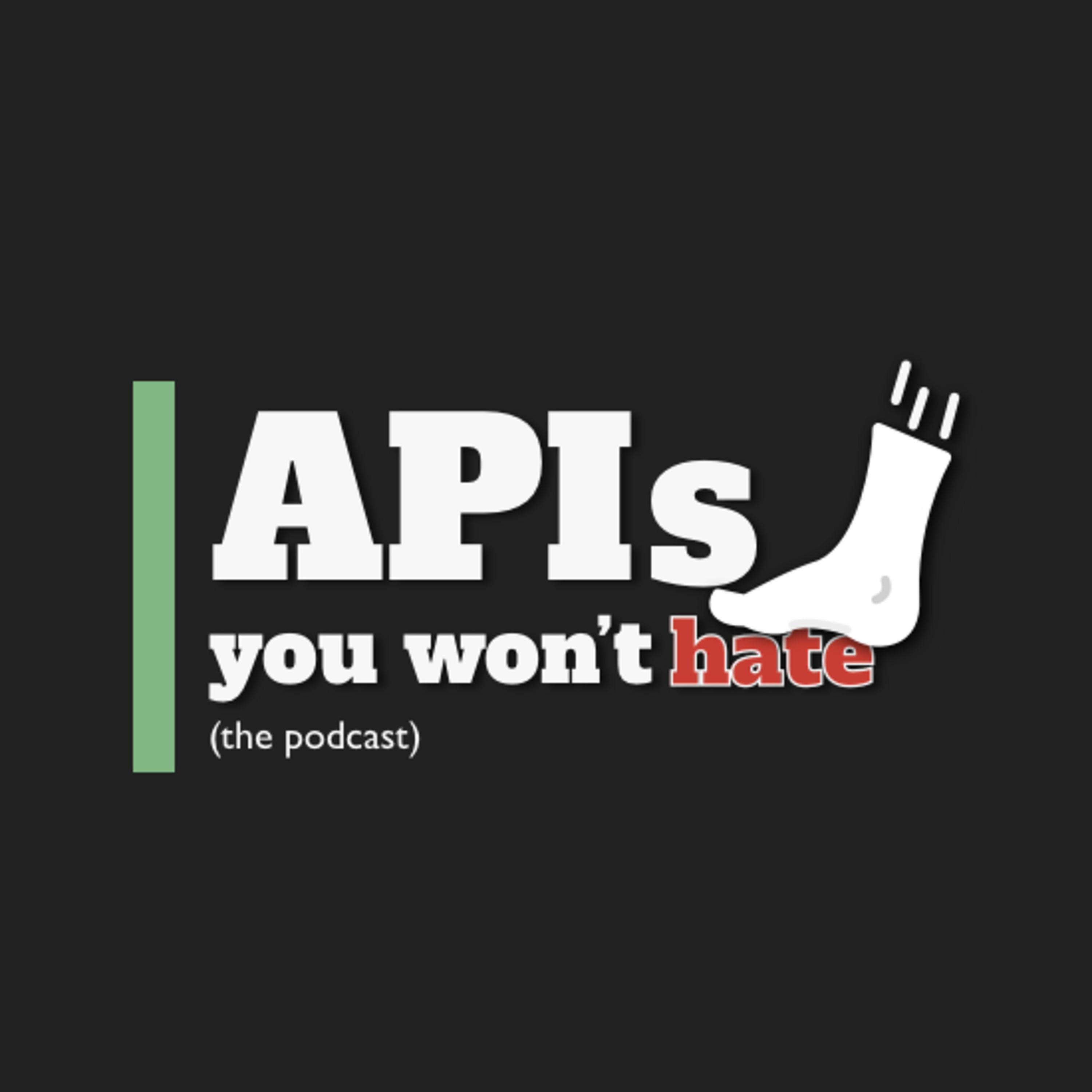 APIs You Won\'t Hate cover
