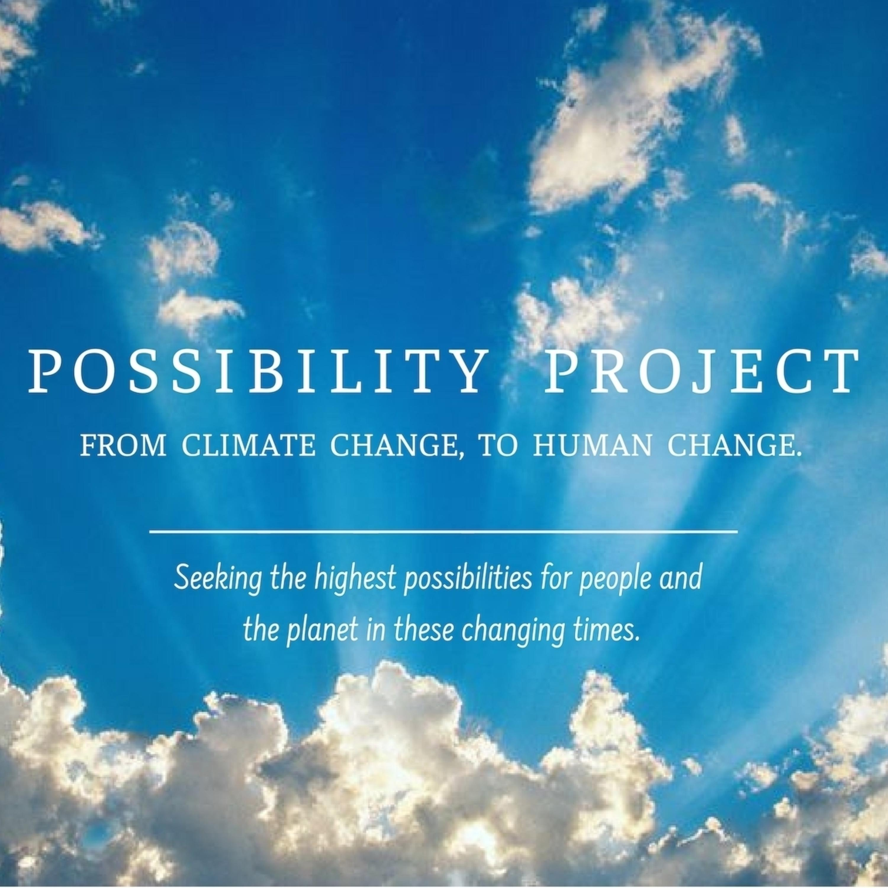 From Apathy to Action - A Teen's Urgent Message. Possibility Podcast Session 9